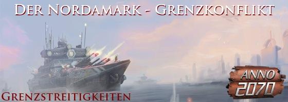 Der Nordamark-Grenzkonflikt - Mission 1