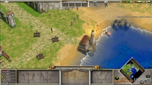 Age of Mythology im Widescreen-Modus