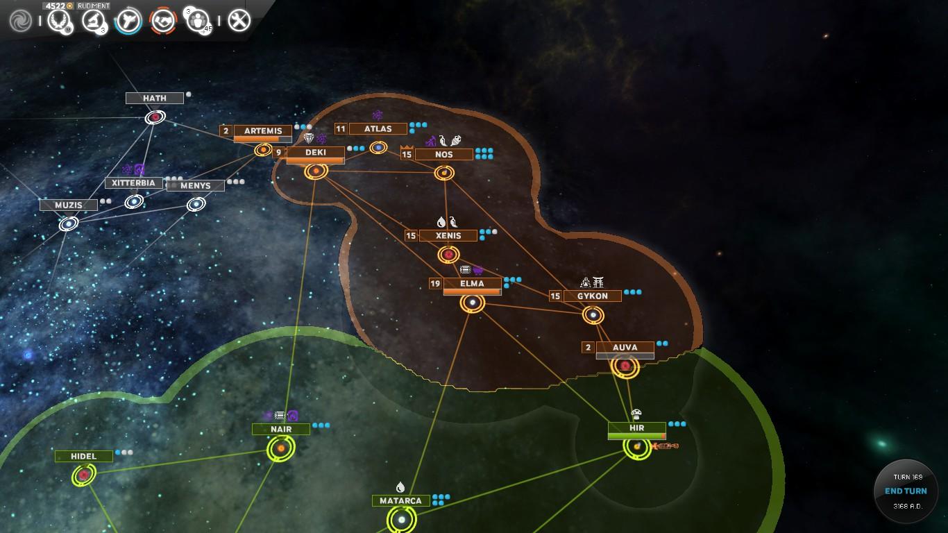 Strategiespiele Weltraum