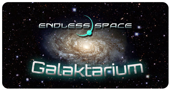 Endless Space Galaktarium