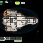 Unser Schiff von innen