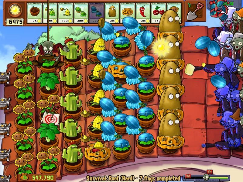 plants vs zombies gesammelte taktiken games netnight2000 blog blog ...