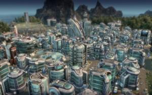 Tech-Stadt-Panorama