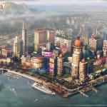 SimCity: Concept Art - Casinostadt