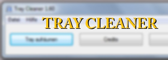 Tray Cleaner