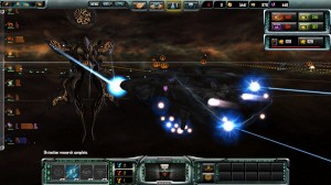 Titan gegen Großkampfschiff