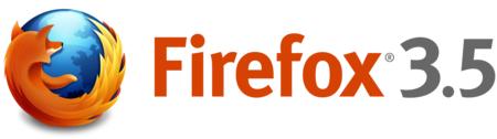 Firefox 3.5 Logo