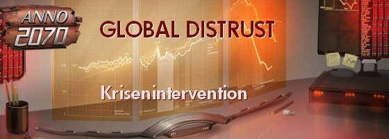 Global Distrust - Mission 2
