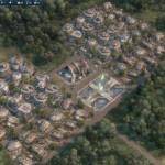 Ausbau der Stadt