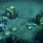 Ausbau der Unterwassersiedlung
