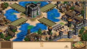 Screenshot aus AoE II - HD