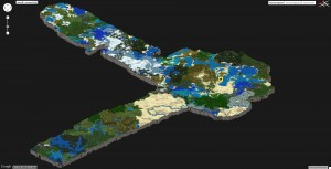 Minecraft Overviewer Map