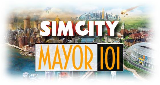 SimCity Mayor 101